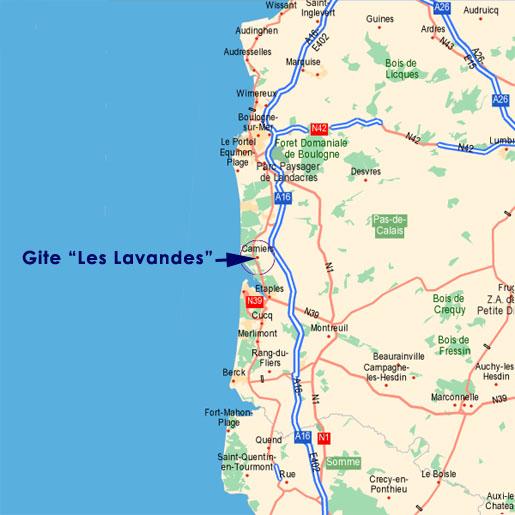 Préférence Gîte - Entre Terres et Mer SA67